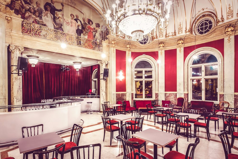 Rote Bar Volkstheater Wien